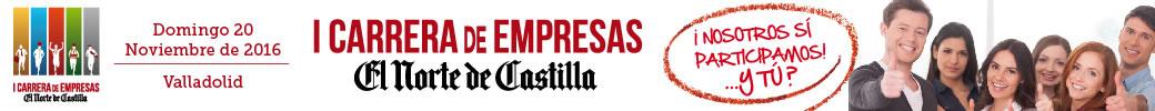 Carrera de Empresas El Norte de Castilla