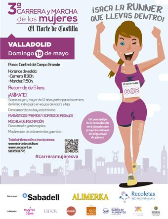 3ª Carrera de las Mujeres de El Norte de Castilla