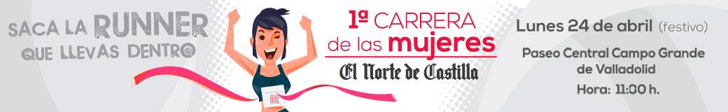 Carrera de las Mujeres El Norte de Castilla
